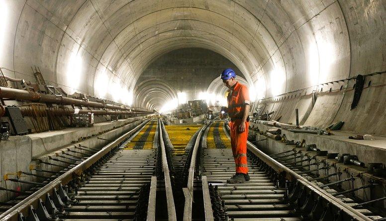 Rail Baltica: Ķīna gatava investēt Tallinas-Helsinku tunelī