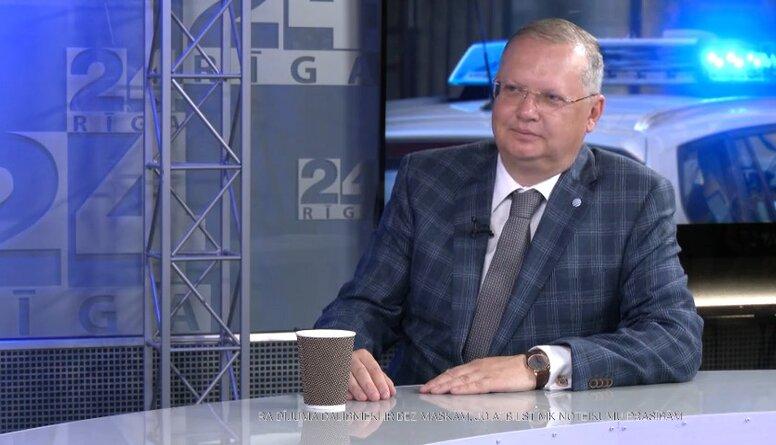 Krieķis: P. Rebenoka slepkavības lieta ir saistīta ar politiku