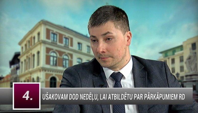 """Kaspars Ģirģens par notiekošo """"Rīgas Satiksmē"""""""