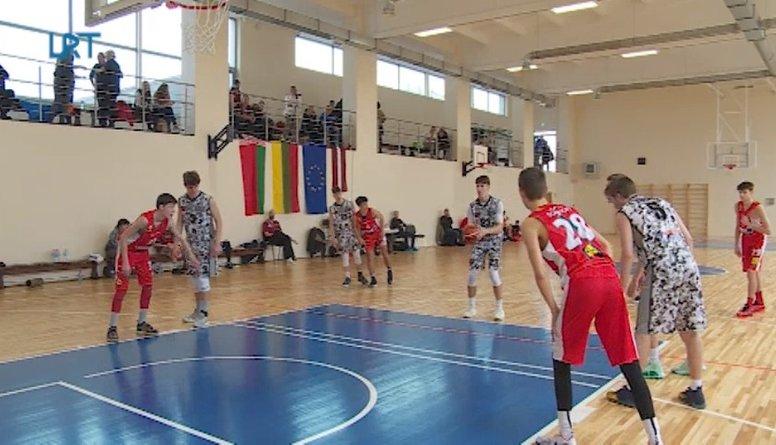 Eiropas Jaunatnes Basketbola līgas čempionāts Rēzeknē