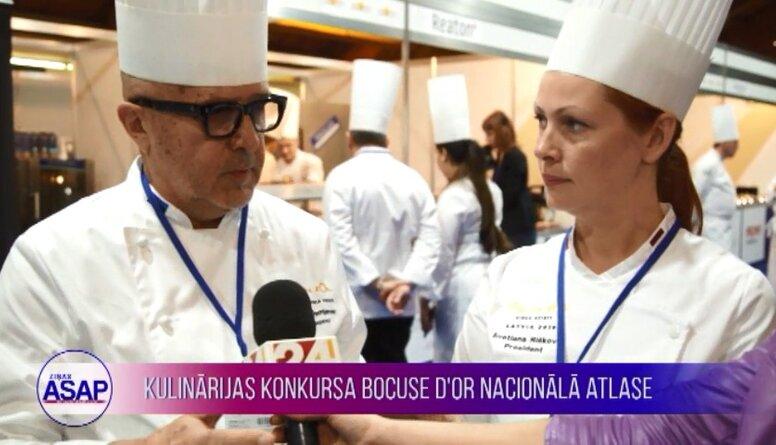 Kulinārijas konkursa Bocuse D`or nacionālā atlase