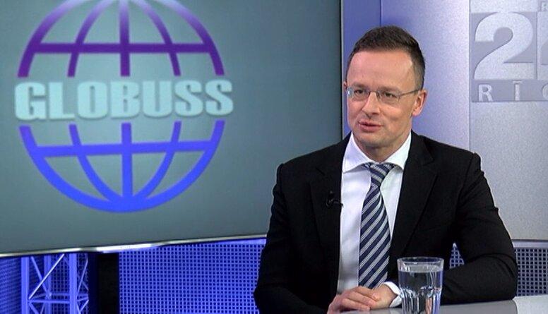 Latvijā viesojas Ungārijas ārlietu un tirdzniecības lietu ministrs
