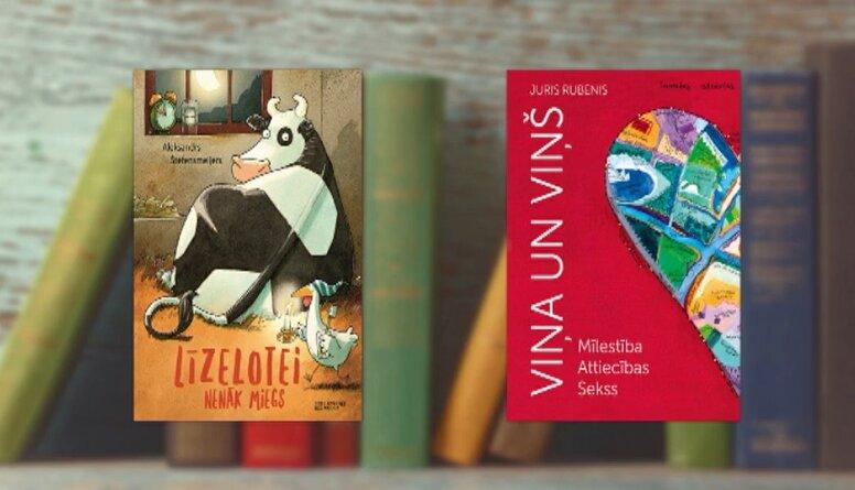 Grāmatas, ko iesaka māksliniece Linda Lošina