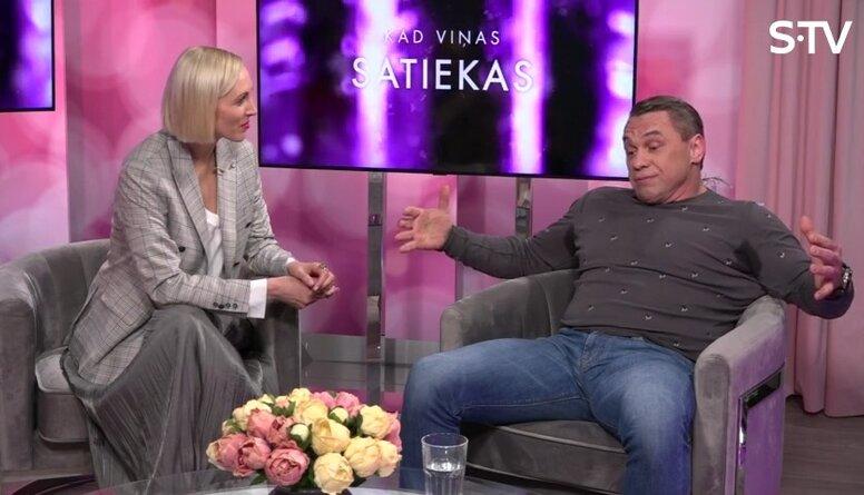 Viktors Ščerbatihs par sievietēm un prinčiem baltā zirgā