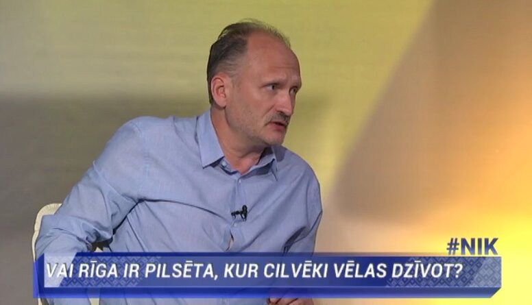 Mitrofanovs izsaka priekšlikumu atbrīvot no īpašuma nodokļa pirmos 50 kvadrātmetrus