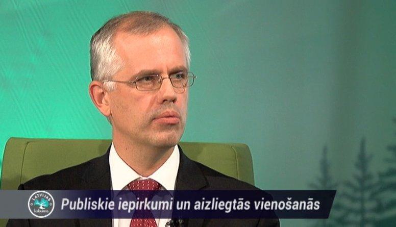 Aizliegto vienošanos un publisko iepirkumu situāciju komentē Raivo Raudzeps