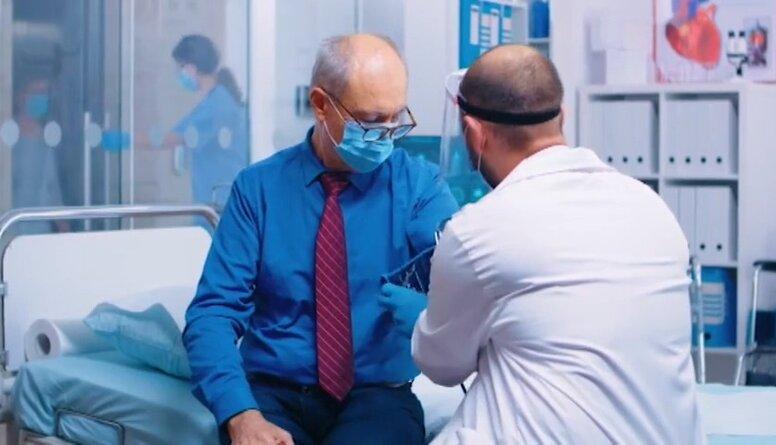 Kardioloģe komentē vienu no galvenajām nāvējošām saslimstībām Latvijā