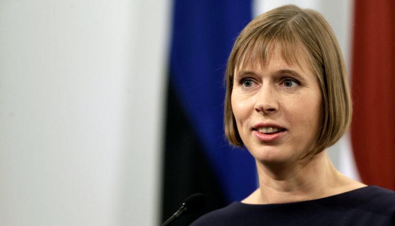 Viedoklis: Ko nozīmē Igaunijas prezidentes gaidāmā tikšanās ar Putinu?