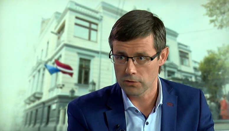 Viesturs Zeps par savu kandidatūru Rīgas mēra amatam