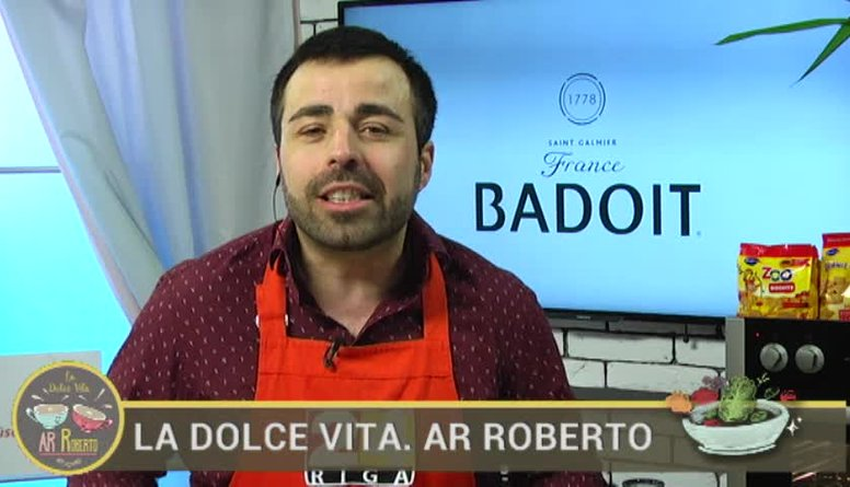 20.04.2017 La Dolce Vita. Ar Roberto 1. daļa