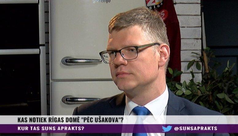 Kas notiek Rīgas domē 'pēc Ušakova'?