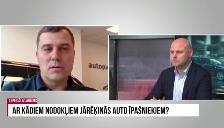 Speciālizlaidums: Ar kādiem nodokļiem jārēķinās auto īpašniekiem?   2. daļa