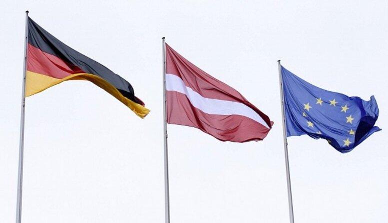 Kalniete: Vācija vienmēr būs svarīgākais Latvijas partneris Eiropas Savienībā