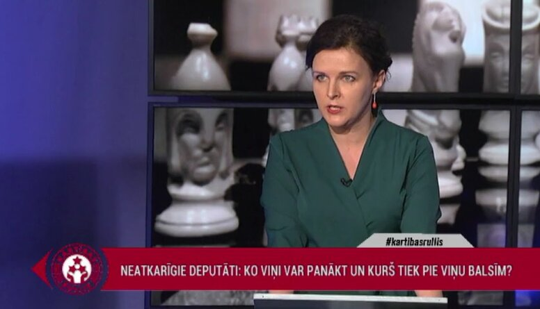Stepaņenko: Jo vairāk Saeima neieklausās tautas balsī, jo nopietnāks darbs Satversmes tiesai