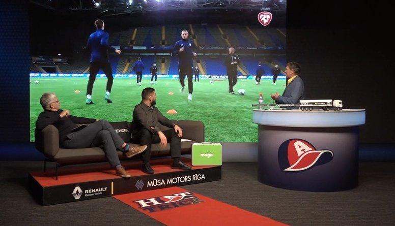 Puče: Ja mēs paņemtu Brazīļu futbola treneri, viņš pašnāvību uztaisītu!