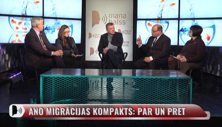 Eksperts: Bailes no migrācijas saistāmas ar cilvēku bailēm zaudēt darbu