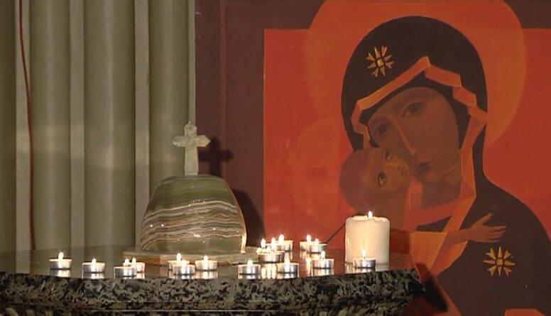 Dievkalpojums Rīgas Vecajā Svētās Ģertrūdes draudzē
