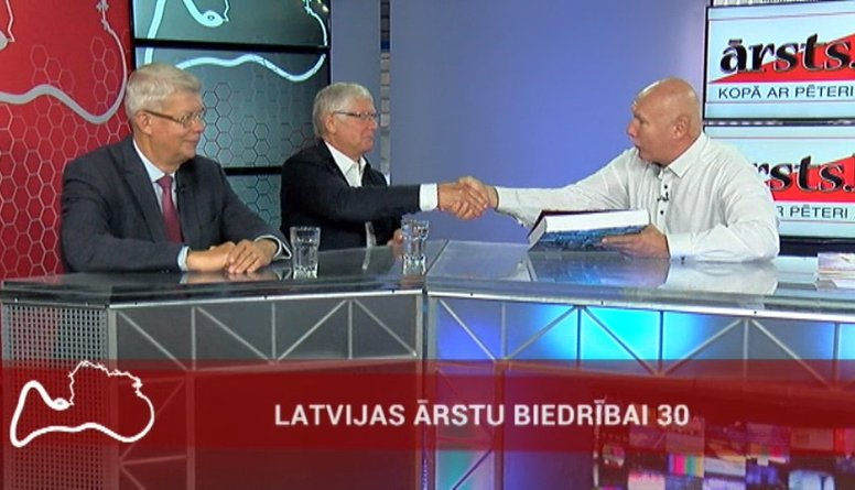 17.09.2018 Ārsts.lv kopā ar ārstu Pēteri Apini