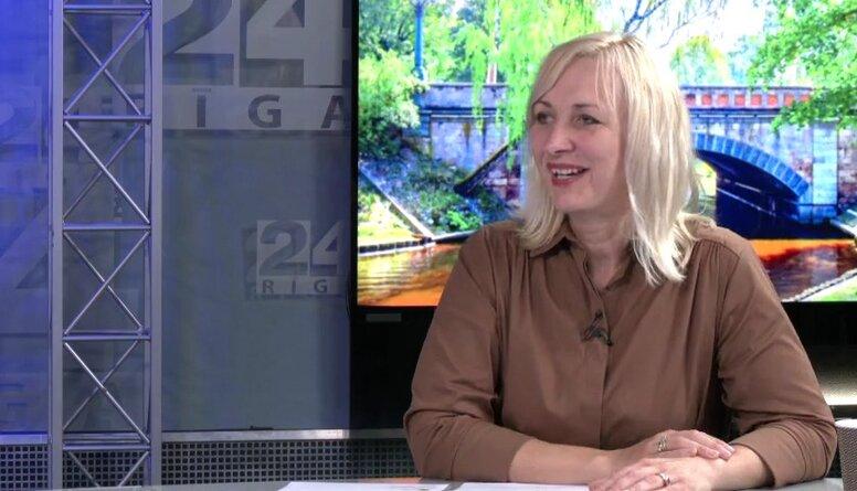 Anita Skudra par Rīgas parkletēm: Ir paredzēts lietot arī nākamgad