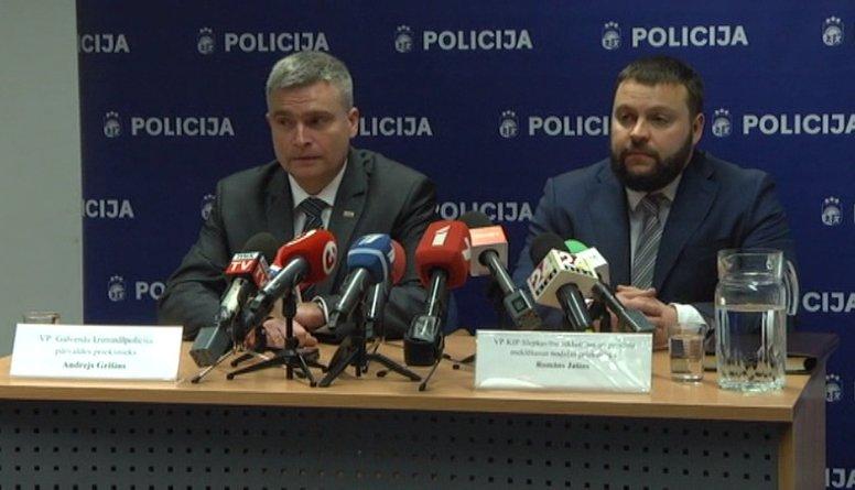 NOSKATIES: Policija novērsusi zvērināta tiesu izpildītāja nolaupīšanu
