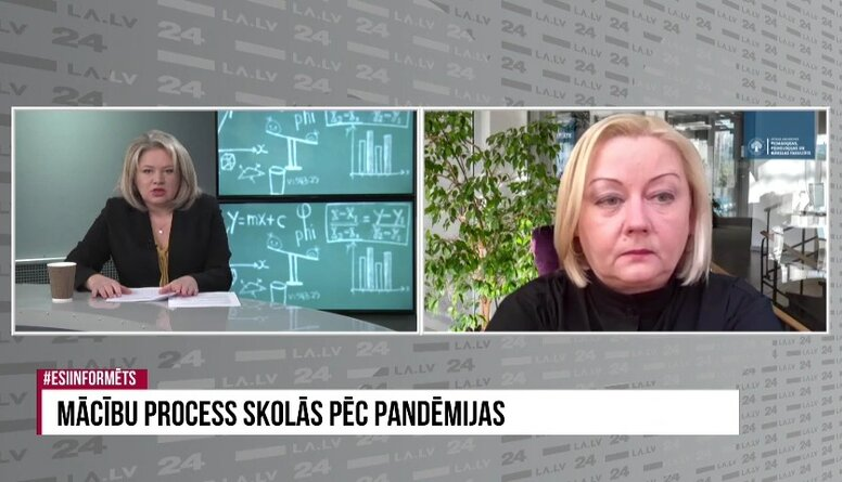 Speciālizlaidums: Mācību process skolās pēc pandēmijas