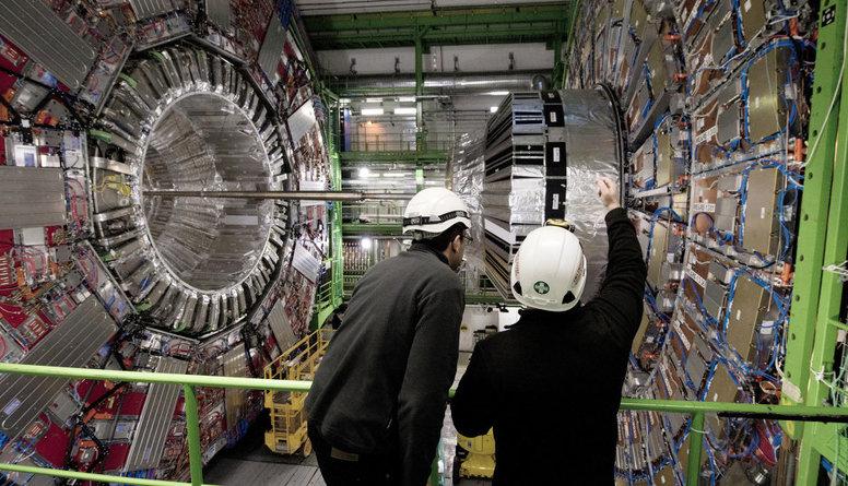 Kas ir CERN?