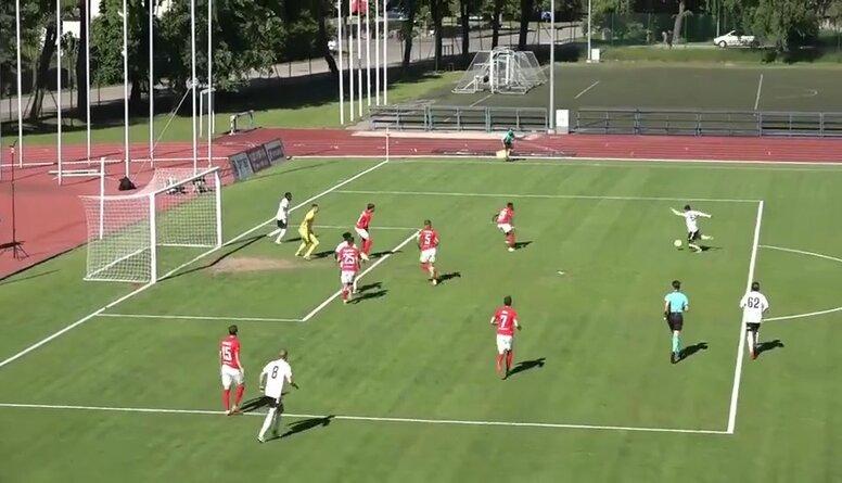 Optibet futbola virslīga: FK Spartaks - FK Liepāja
