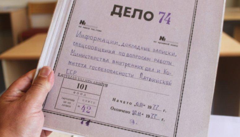 Rajevskis: Labāk, ja čekas maisi būtu publicēti, kad nebija interneta