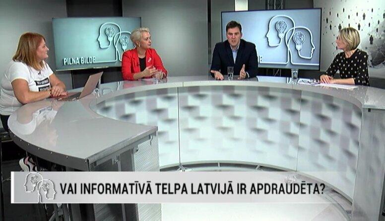 Kuzikovs: Jāmācās no tā, kas notika Lietuvas un Igaunijas mediju telpā