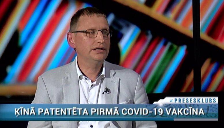 Ko nozīmē pirmās Covid - 19 vakcīnas patenta izsniegšana?