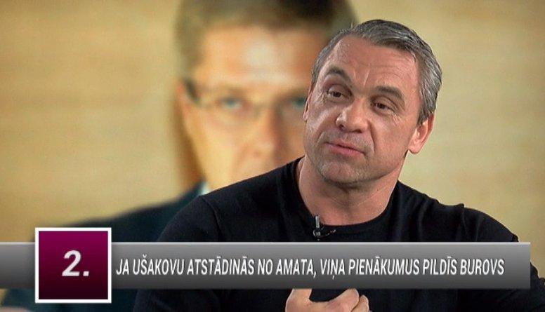 Ščerbatihs: Ja nevarat pierādīt Ušakova vainu, tad neaiztieciet