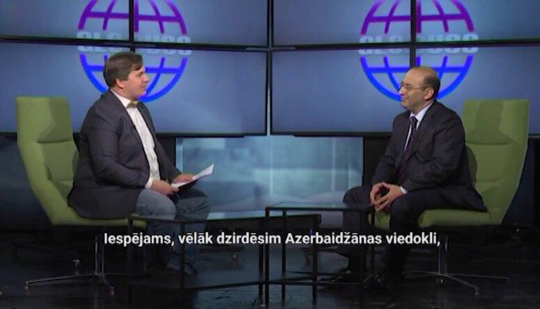 Armēnijas vēstnieks Latvijā par Kalnu Karabahas konfliktu
