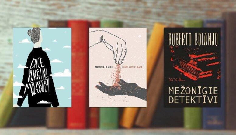 Grāmatas, ko iesaka rakstnieks Vladis Spāre