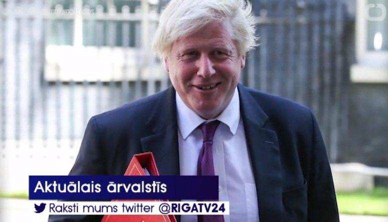 Boriss Džonsons izpelnījies apsūdzības islāmofobijā