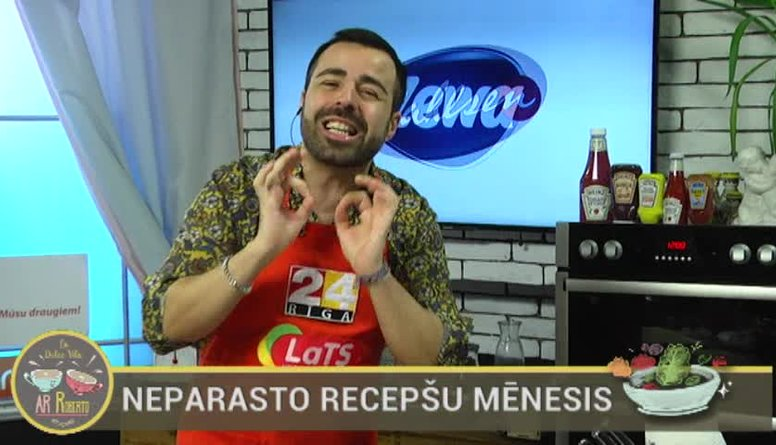 04.04.2017 La Dolce Vita. Ar Roberto 1. daļa
