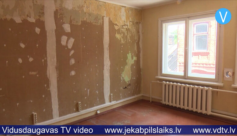 Jēkabpils pilsētas bibliotēkai problēmas ar telpām