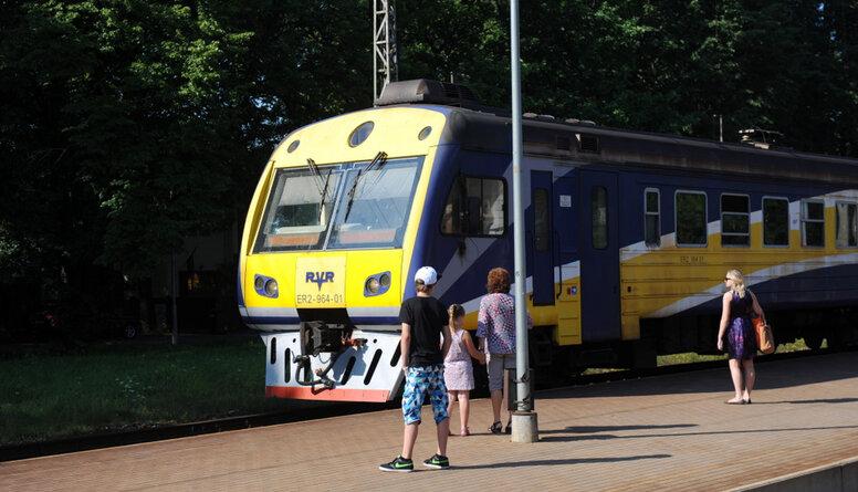 Uz Aglonas svētkiem norīkos papildus vilcienus