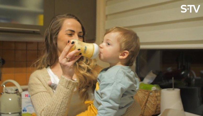 Cik daudz  bērnam nepieciešams mātes piens?