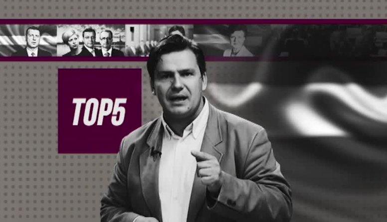 26.05.2017 Ziņu top 5