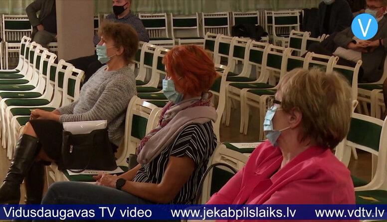 Veido Jēkabpils novada pašvaldības vēlēšanu komisiju
