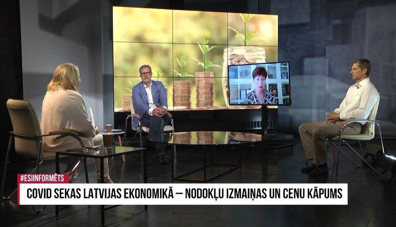 Speciālizlaidums: Covid sekas ekonomikā - nodokļu izmaiņas un cenu kāpums 2. daļa