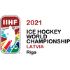 IIHF Pasaules Čempionāts Hokejā 2021 logo
