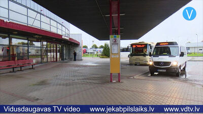 """Atzīst par pamatotu SIA """"Jēkabpils autobusu parks"""" pārsūdzību"""