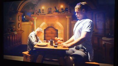 Artūrs Rūsis aizved Rešetinu uz Warner Bros