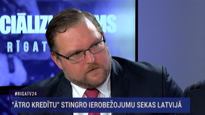 """Speciālizlaidums: """"Ātro kredītu"""" stingro ierobežojumu sekas Latvijā 2. daļa"""