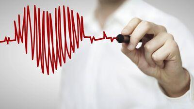 Infarkts - trauksmes zvans sirds slimībām!