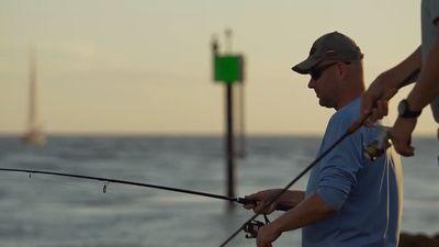 Uldim Mālmanim ir fobija no zivīm?