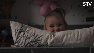 Kādu pirmo spilventiņu izvēlēties mazulim?