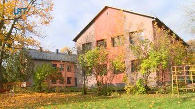 Ekspluatācijā nodota renovētā Naujenes bērnu nama ēka