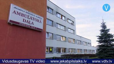 Jēkabpils reģionālajā slimnīcā plāno sākt vakcinēšanu pret Covid-19